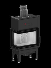Hitze wkład kominkowy HST 54x39.L 5,9kW