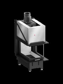 Hitze wkład kominkowy 3 szyby TRINITY TRI54x80x53.G 12 kW