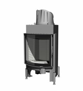Austroflamm, Wkład kominkowy 55x57K