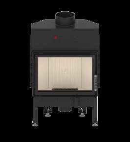 Hitze wkład kominkowy ALBERO AL9S.H 9 kW