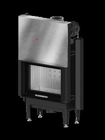 Hitze wkład kominkowy HST 54x39.G 11,2kW