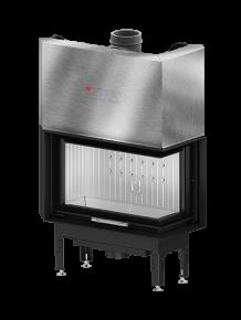 Hitze wkład kominkowy HST 68x43.RG 13,2kW