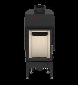 Hitze wkład kominkowy ALBERO AL9S.V 9 kW