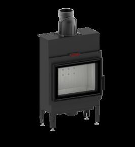 Hitze wkład kominkowy HST 54x39.S 5,9kW
