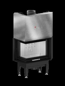 Hitze wkład kominkowy HST 54x39.LG 11,2kW