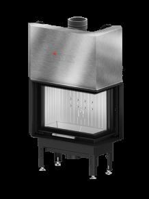Hitze wkład kominkowy HST 59x43.RG 12,2kW