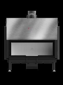 Hitze wkład kominkowy ARDENTE 120x43.G 22kW