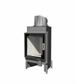 wkład kominkowy Austroflamm  55x45K