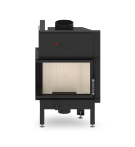 Hitze wkład kominkowy ALBERO AL9L.H 9 kW