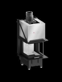 Hitze wkład kominkowy 3 szyby TRINITY TRI54x54x53.G 10 kW