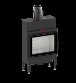 Hitze wkład kominkowy HST 59x43.S 7,6kW