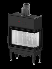 Hitze wkład kominkowy HST 68x43.R 9,3kW