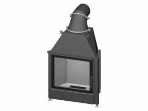 Spartherm wkład kominkowy Mini S-4S lewe lub prawe