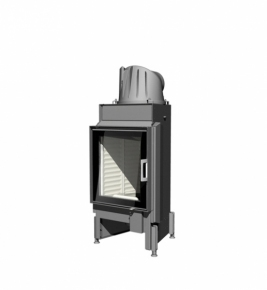 Wkład kominkowy Austroflamm  45x68K